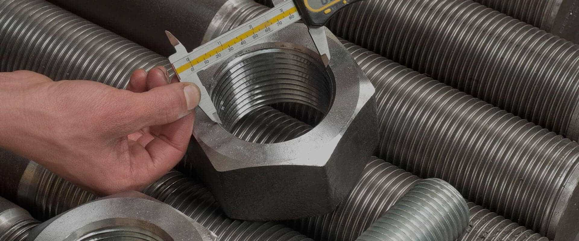 Nuts and Bolts Suppliers and Exporters