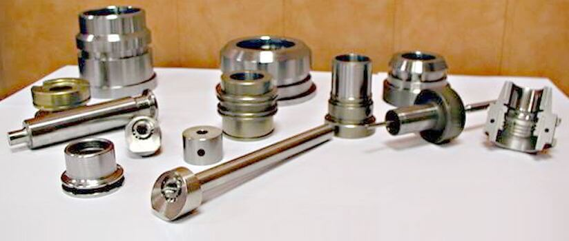 Inconel 625 CNC Machined Components