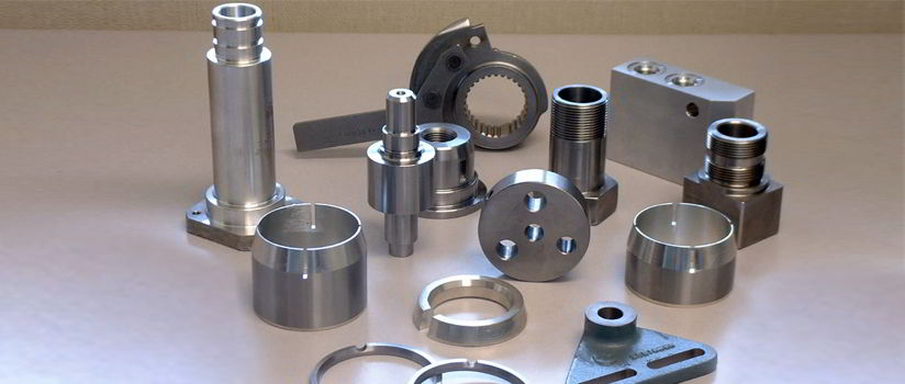 Nickel Alloy 201 CNC Machined Components