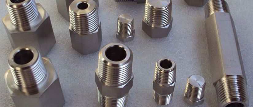 Incoloy 825 Instrumentation Fittings