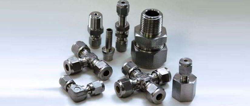 Incoloy 800/800H/800HT Instrumentation Fittings