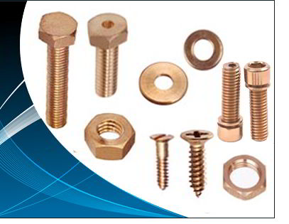 ASTM B151 Copper Nickel 70/30 Fasteners