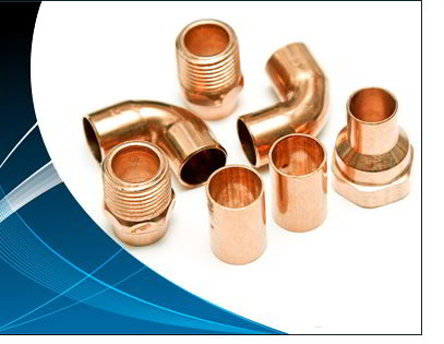 ASTM B151 Copper Nickel 70/30 Forged Fittings