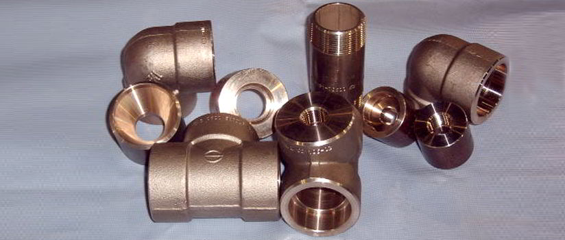 Copper Nickel 70/30 Forged Fittings