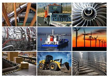 application Industries we serve