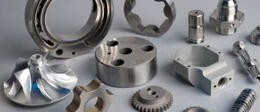 Super Duplex Steel CNC Machined Components