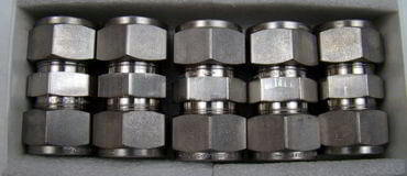 Tube to Union Fittings